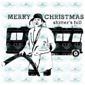 COUSIN EDDIE with RV National, Lampoons, Christmas, Vacation Download, Shitters Full svg