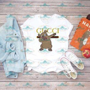Gucci, gucci svg, gucci logo svg, gucci logo, Peppa Pig, Peppa Pig Birthday, peppa pig invitation, peppa pig party, peppa pig svg