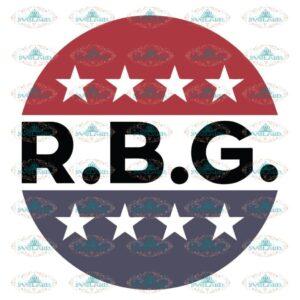 Ruth Bader Ginsburg Svg, Notorious Svg, RBG Svg, Cricut File, Clipart 10