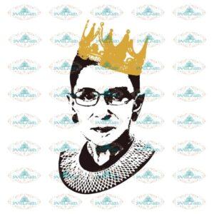 Ruth Bader Ginsburg Svg, Notorious Svg, RBG Svg, Cricut File, Clipart 15