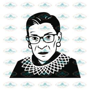 Ruth Bader Ginsburg Svg, Notorious Svg, RBG Svg, Cricut File, Clipart 16